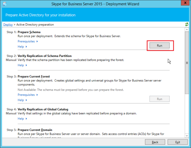 NewInstS4B2015-06-12 22_24_24-Skype for Business Server 2015 - Deployment Wizard