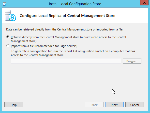 NewInstS4B2015-06-12 22_49_13-Install Local Configuration Store