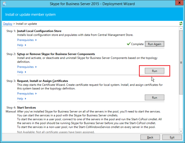 NewInstS4B2015-06-12 22_53_51-Skype for Business Server 2015 - Deployment Wizard